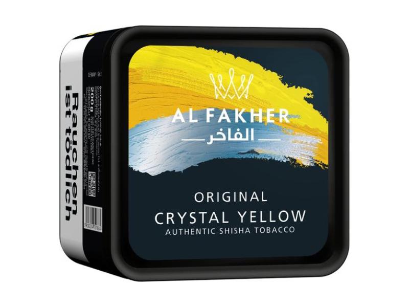 Al-Fakher - Crystal Yellow 200g