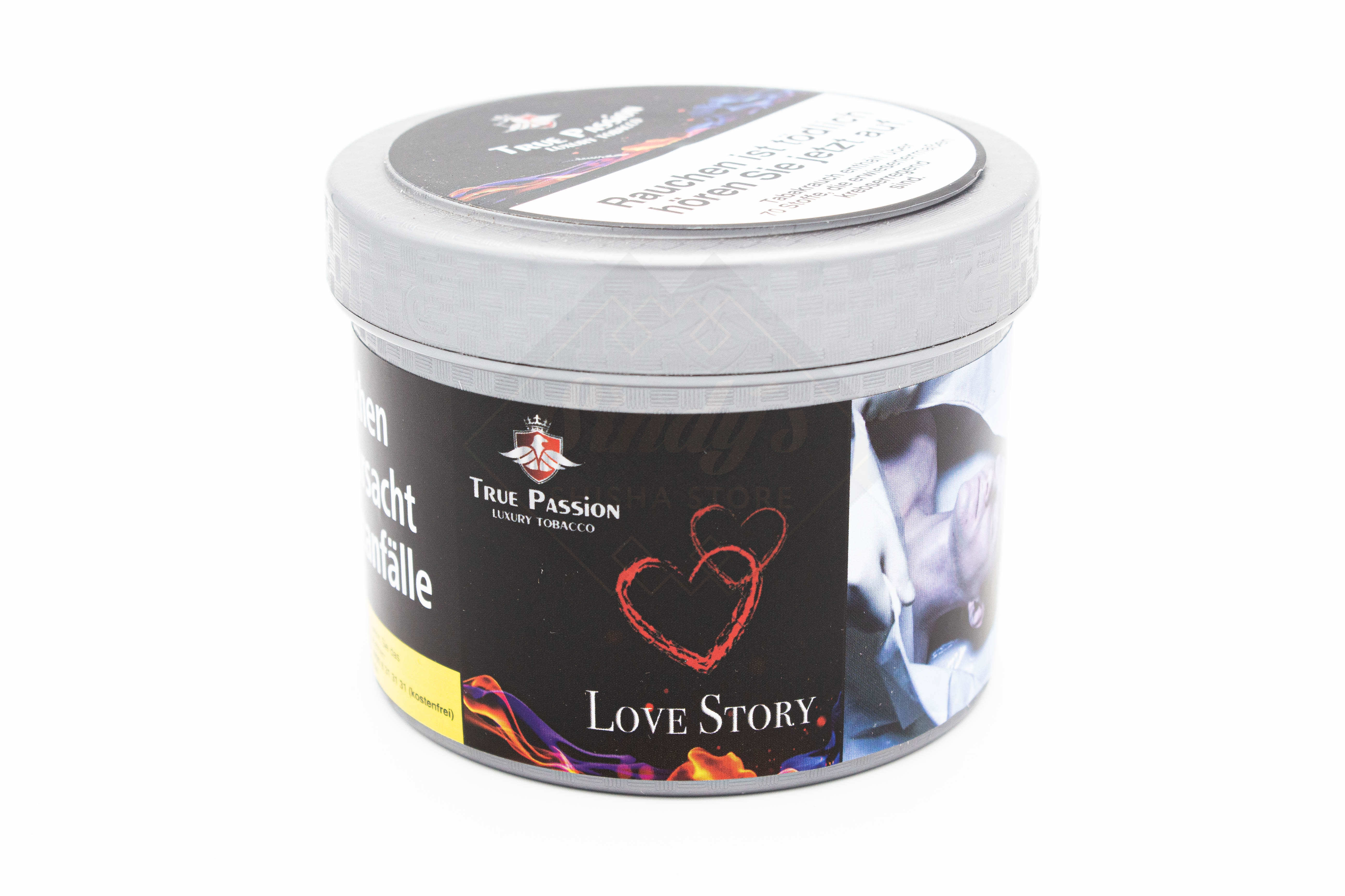 True Passion Tobacco - Lovestory 200g