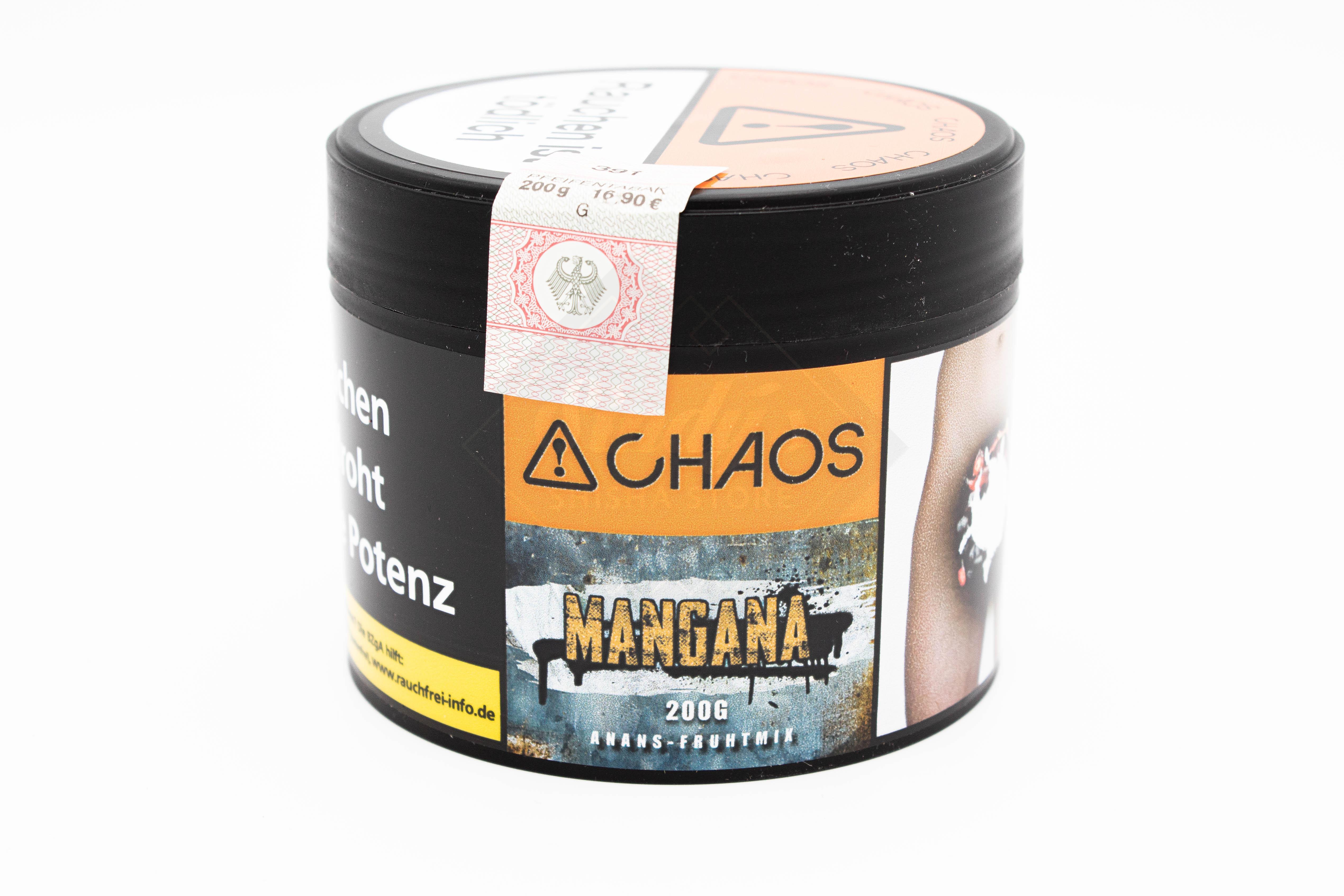 Chaos Tobacco - Mangana 200g