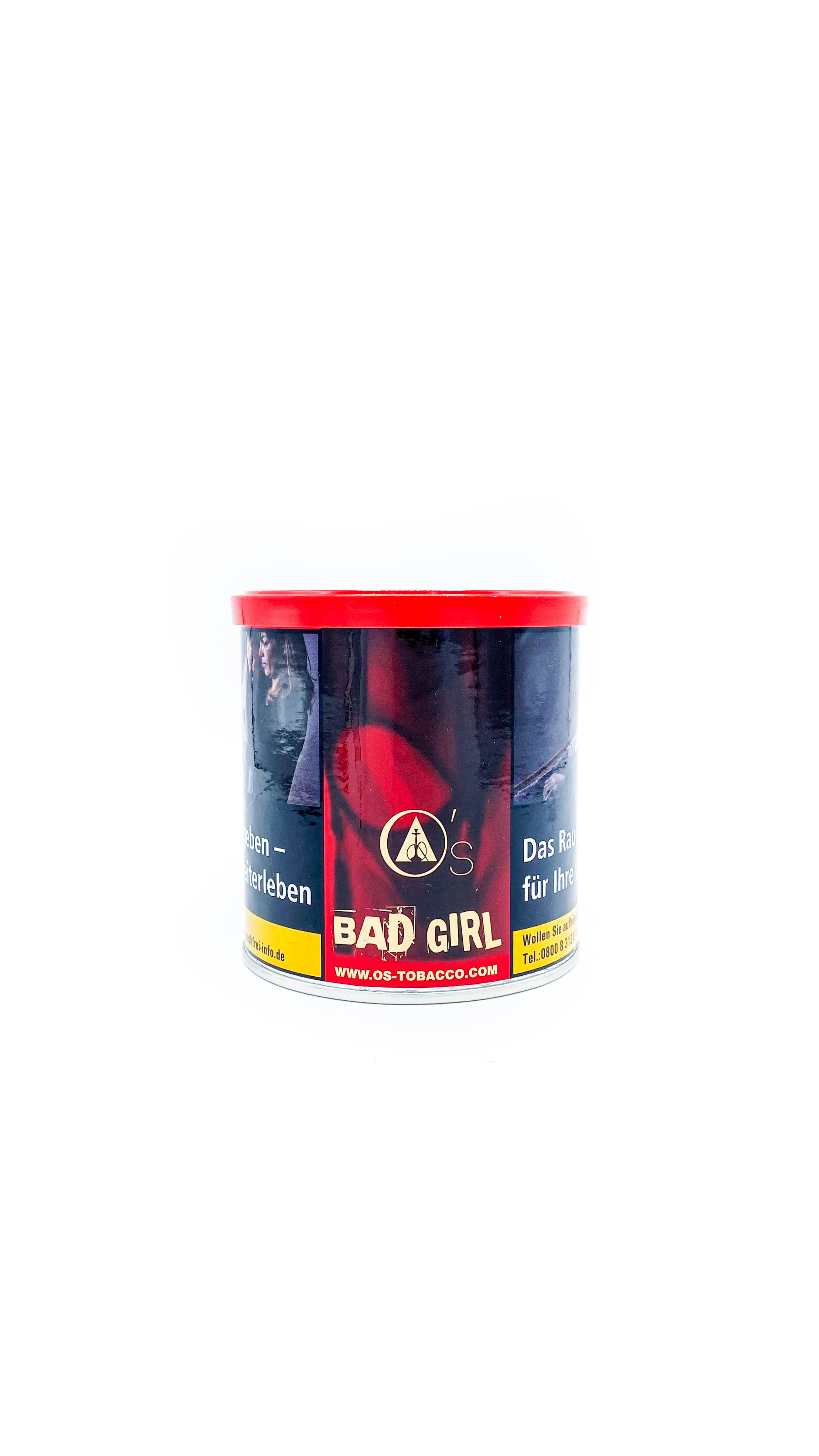 O's Tobacco Red - Bad Girl 200g