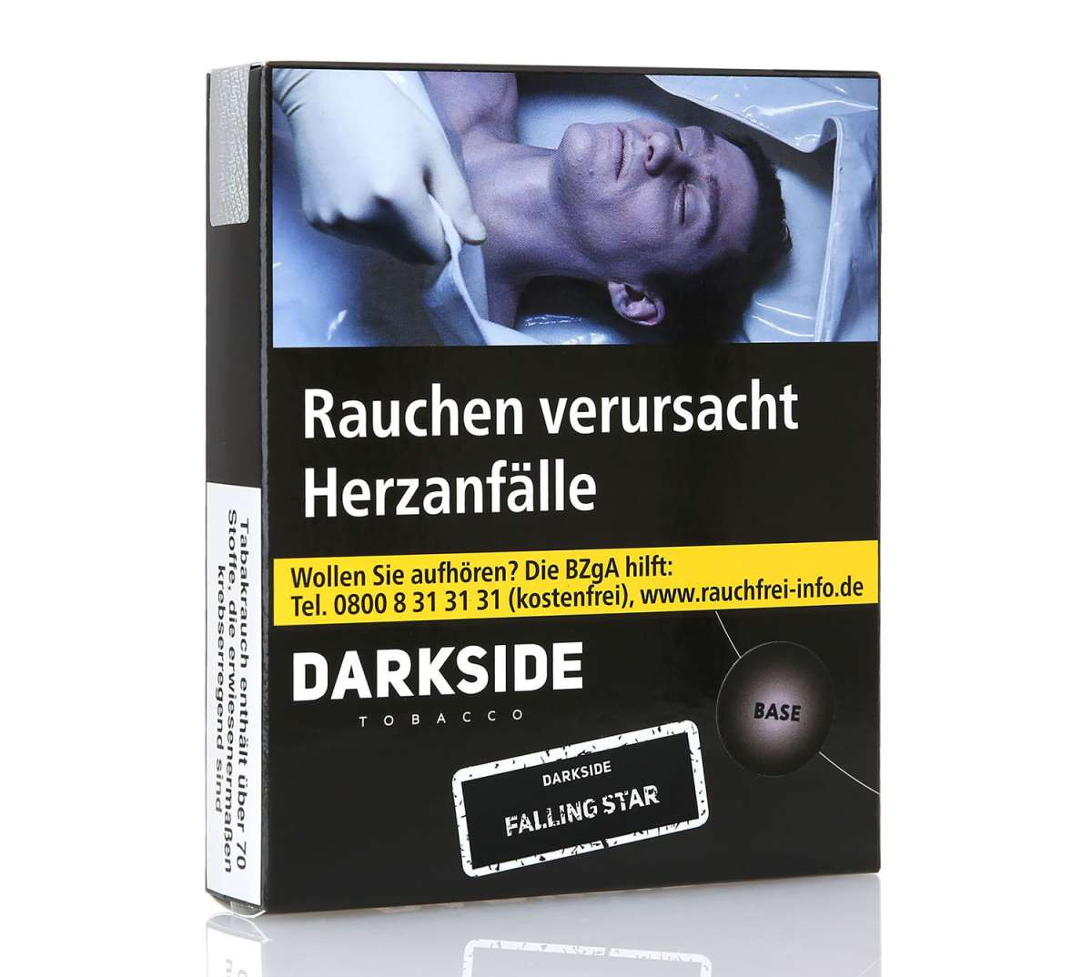 Darkside Base Falling Star Shisha Tabak 200g