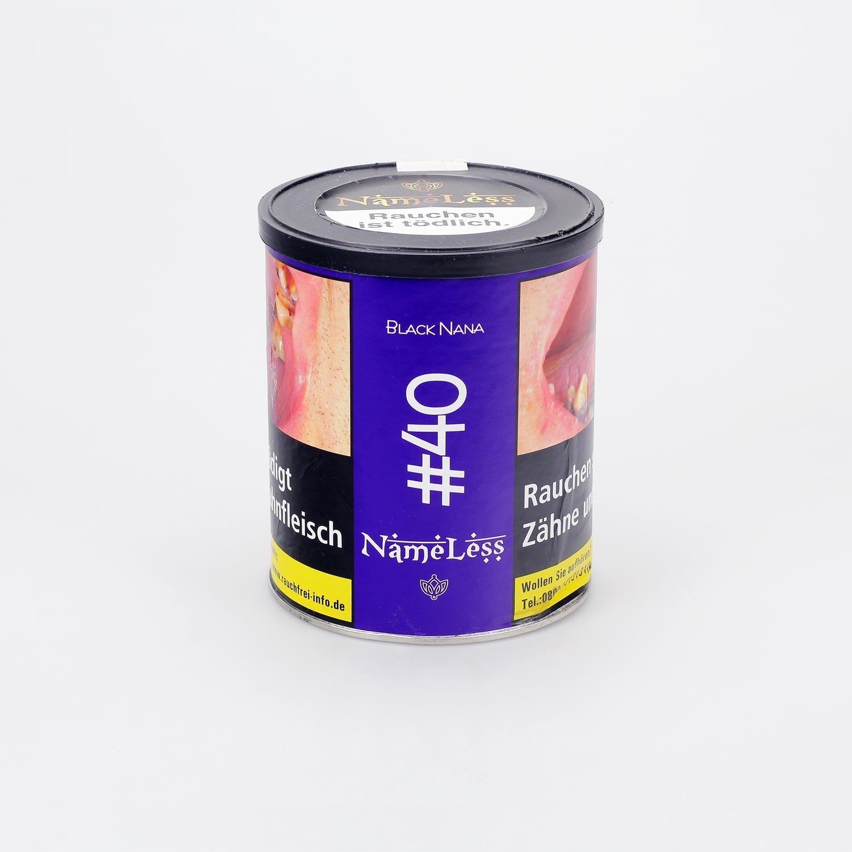 NAMELESS #40  Black Nana 1kg