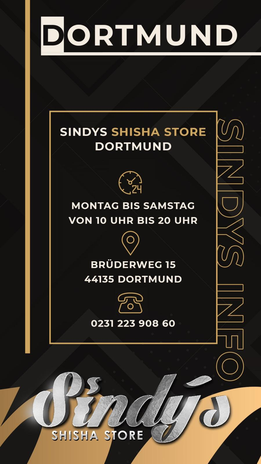 Sindys Shisha Store Dortmund