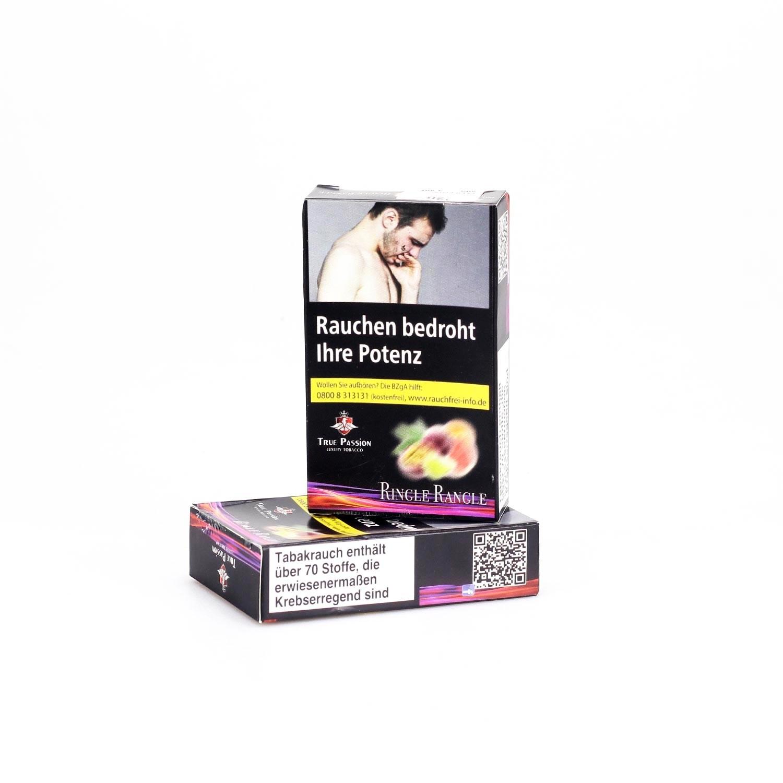 True Passion Tobacco - Ringle Rangle 20g