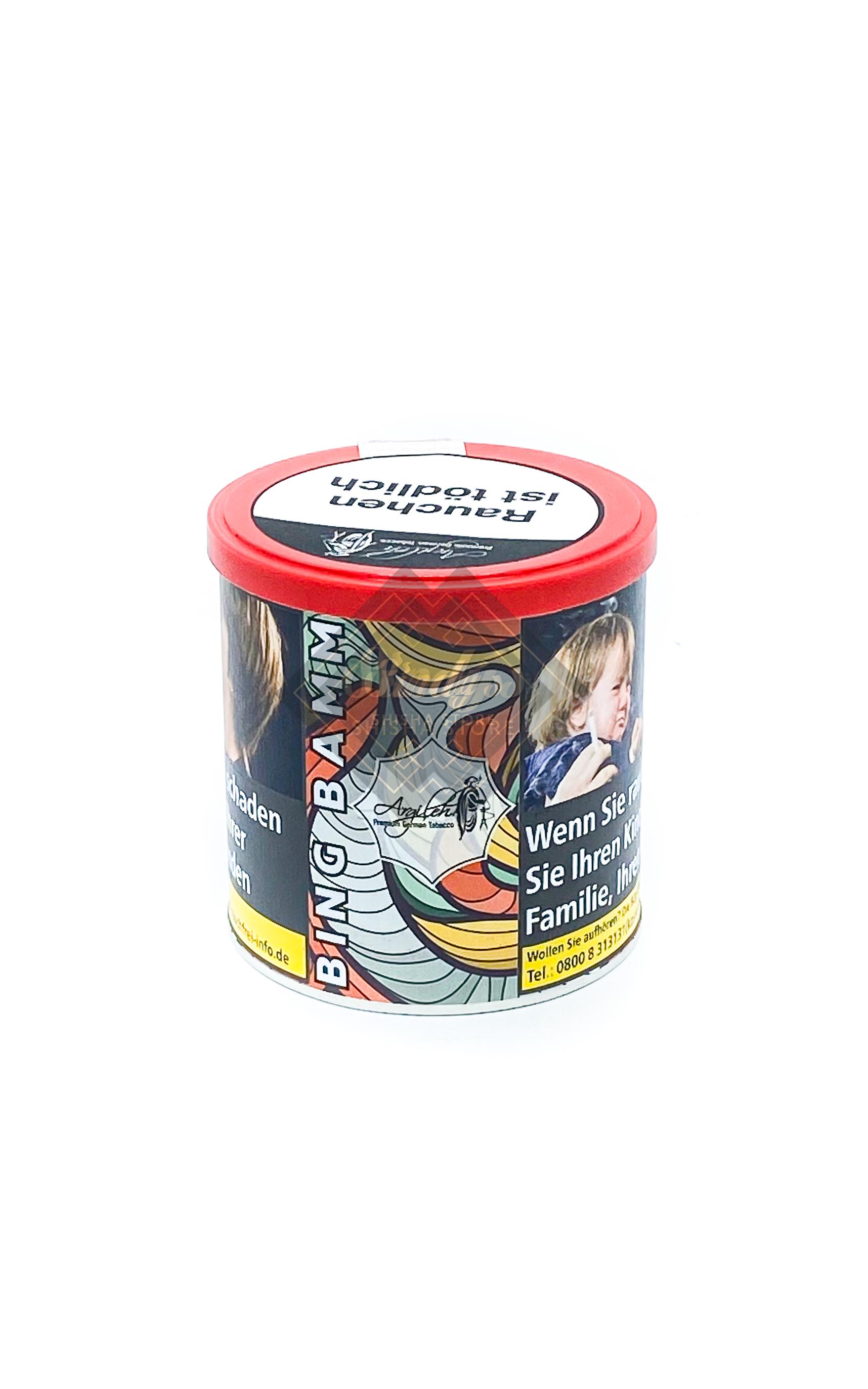 Argileh Tobacco 200g - Bing Bamm