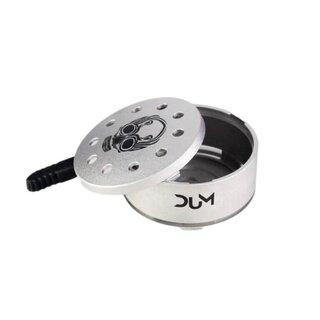 Dum HMD Aufsatz, mit Kontaktring und Deckel