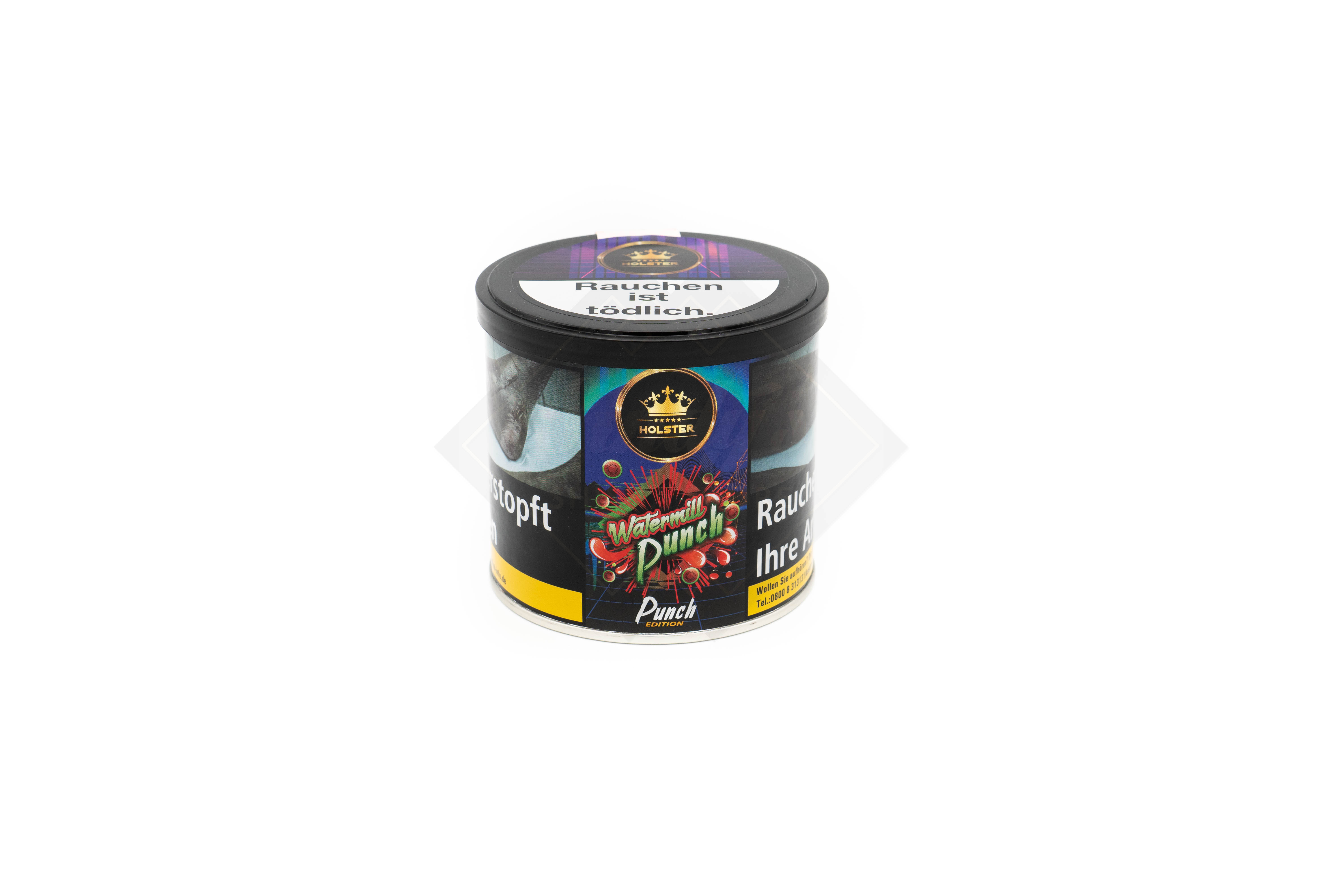 Holster Tobacco - Watermill Punch 200g