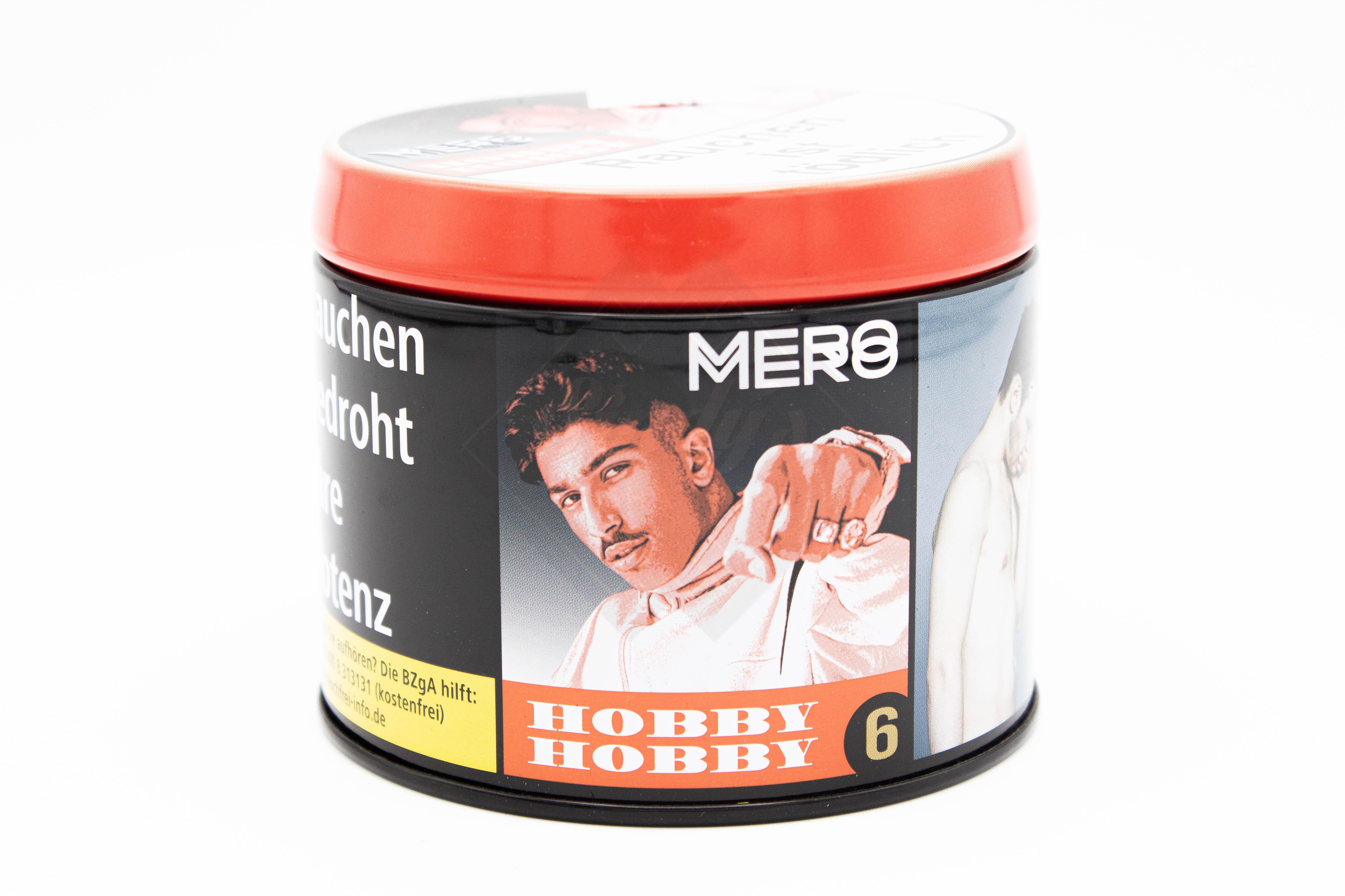 Mero Tobacco - No.6 Hobby Hobby 200g