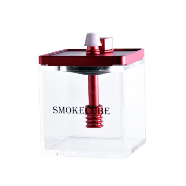 Smoke Cube - Red