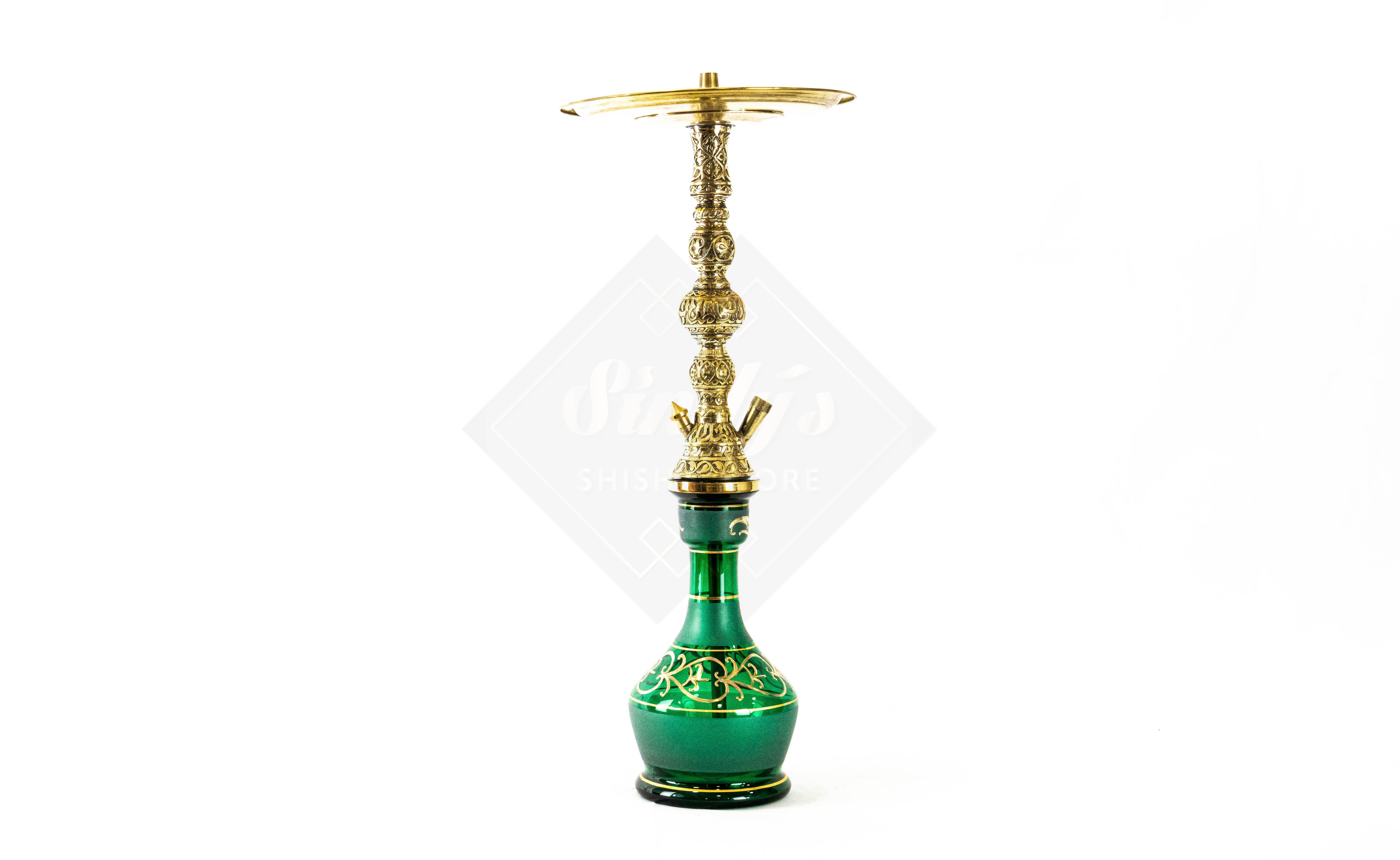 El Nefes Pasha Green