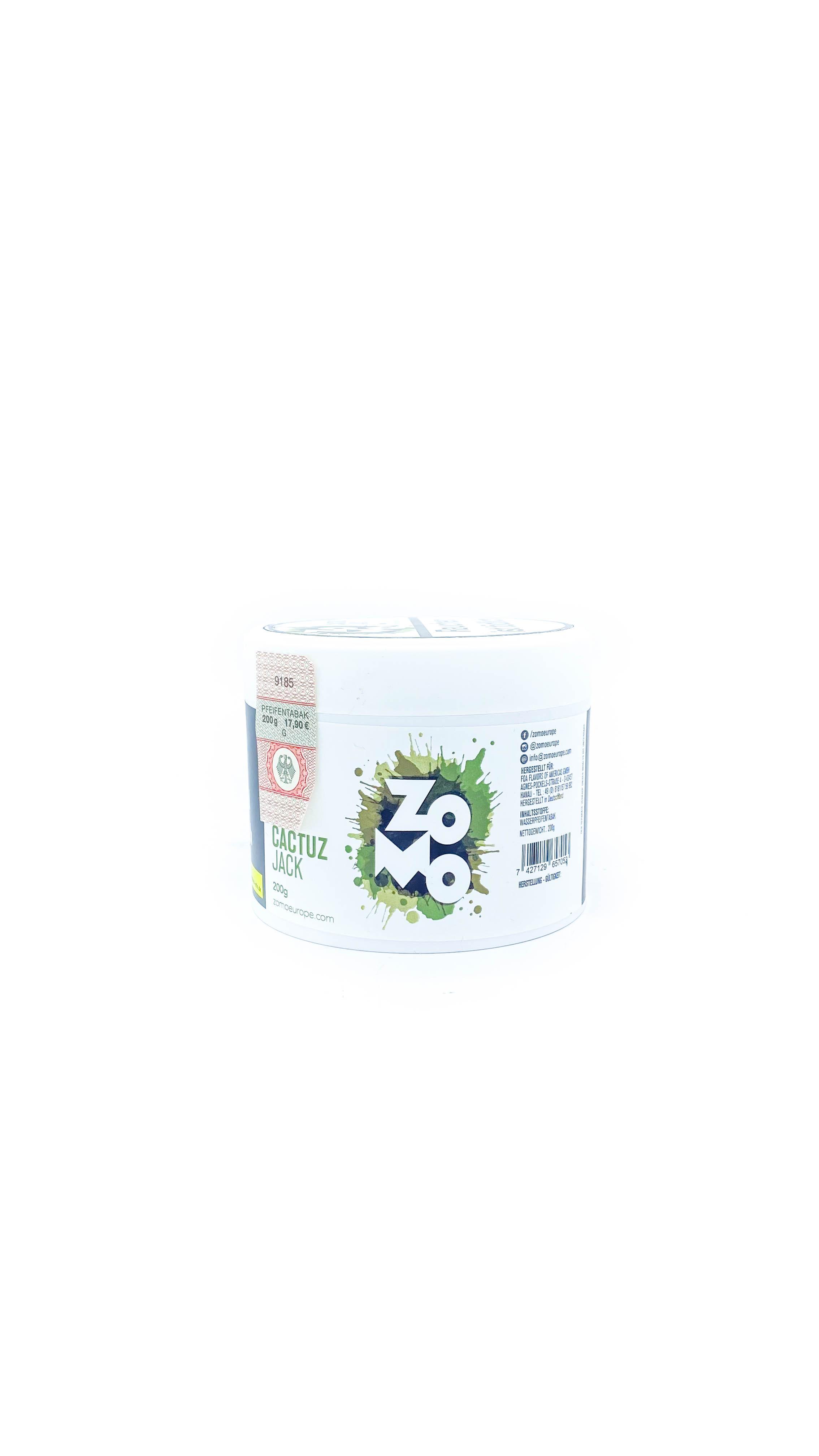 Zomo Tabak Cactusjack 200g