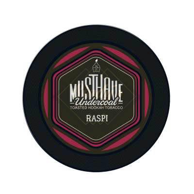 Musthave Tobacco - Raspi 200g