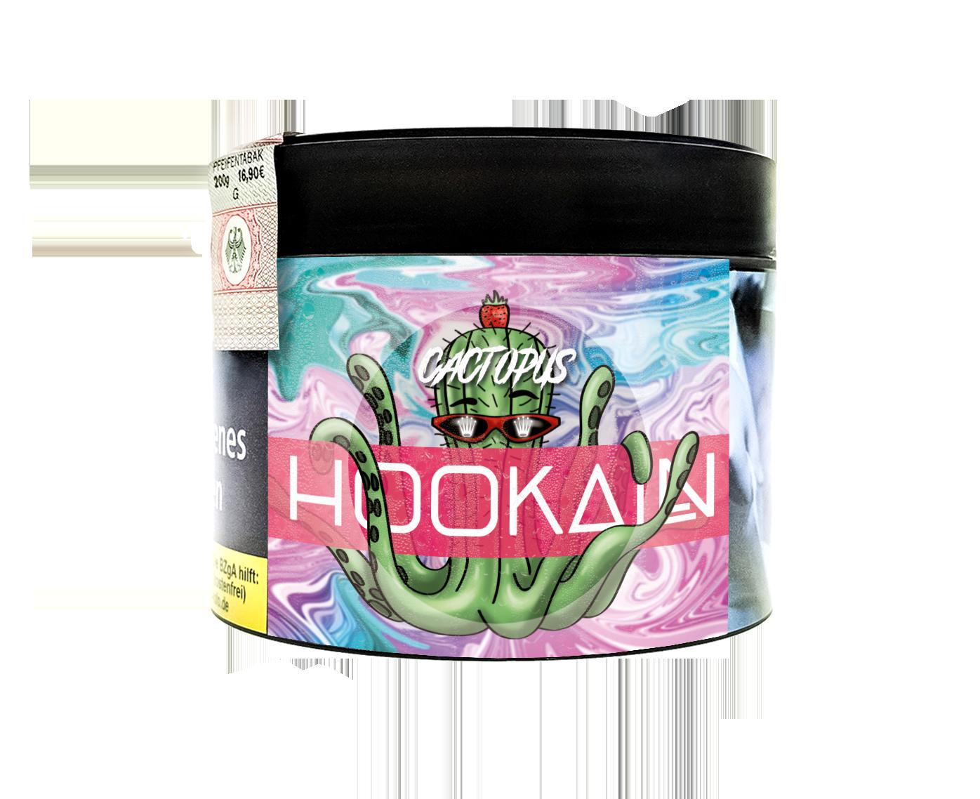 Hookain Tobacco - Cactopus 200g