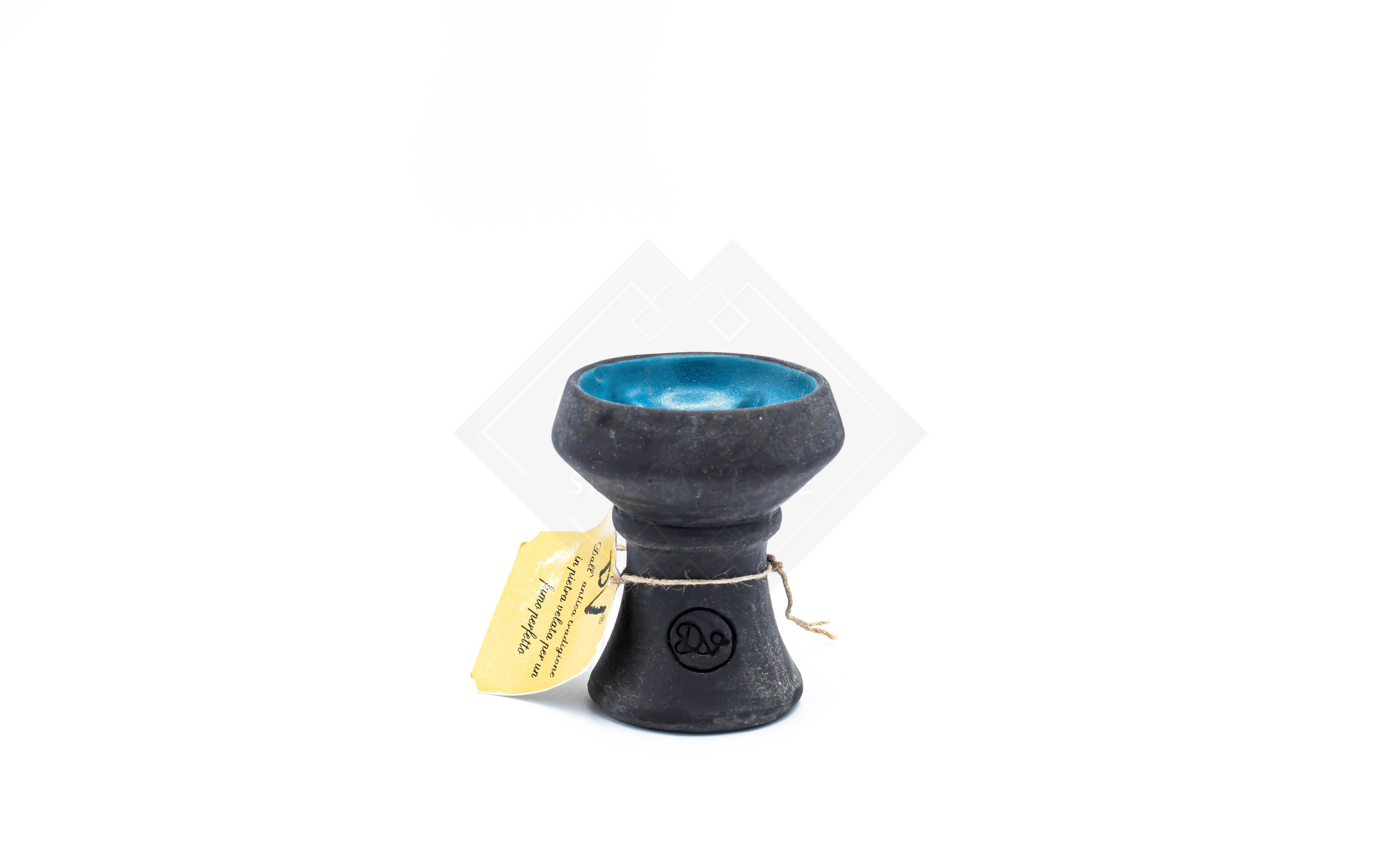 Da Vinci - Steinkopf 2.0 Schwarz/Blau