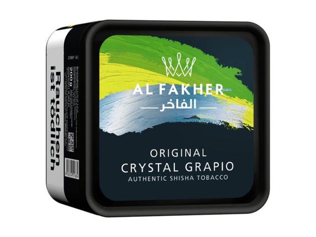 Al-Fakher - Crystal Grapio 200g