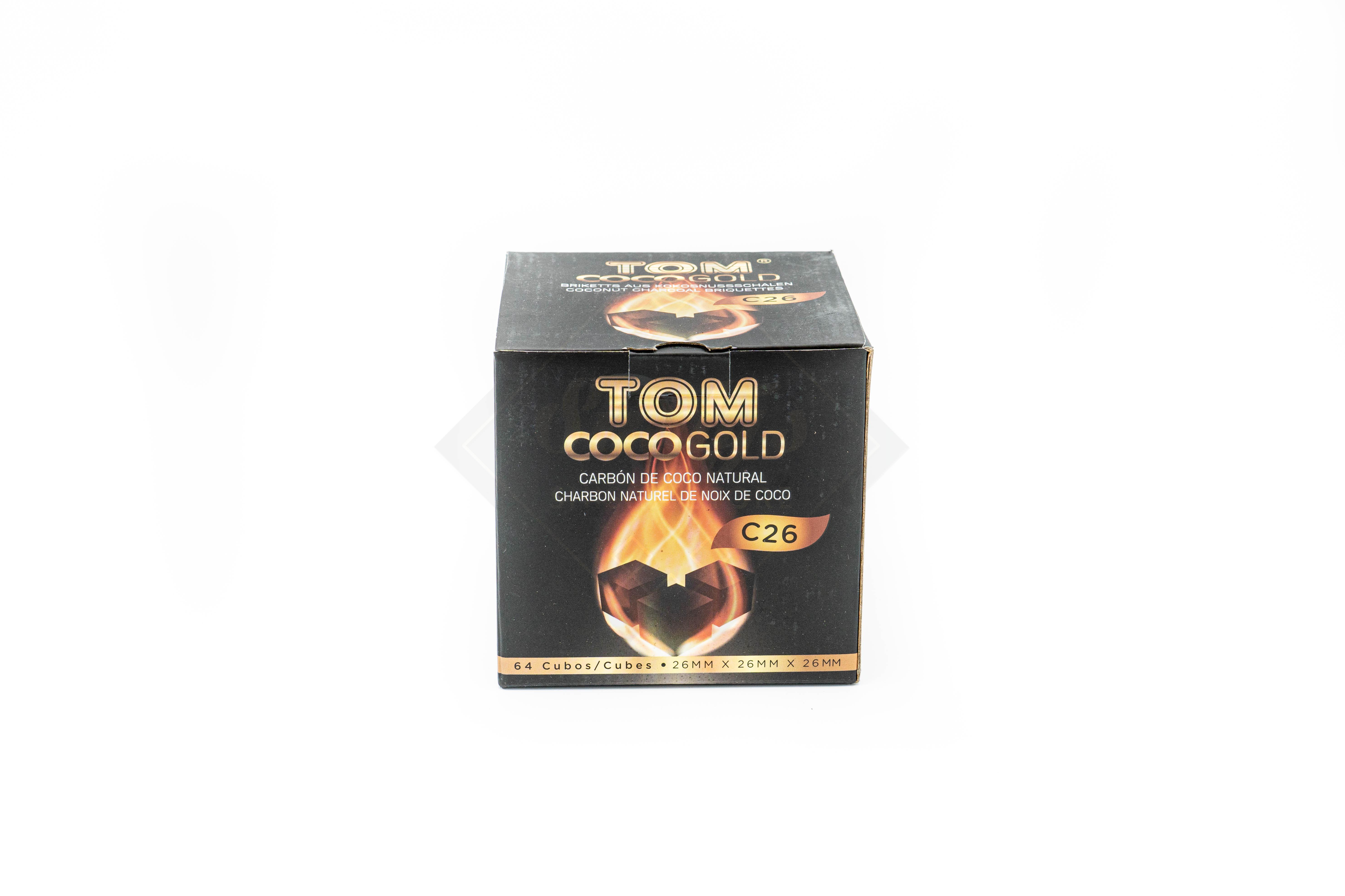 Tom Cococha Gold C26 - 1Kg