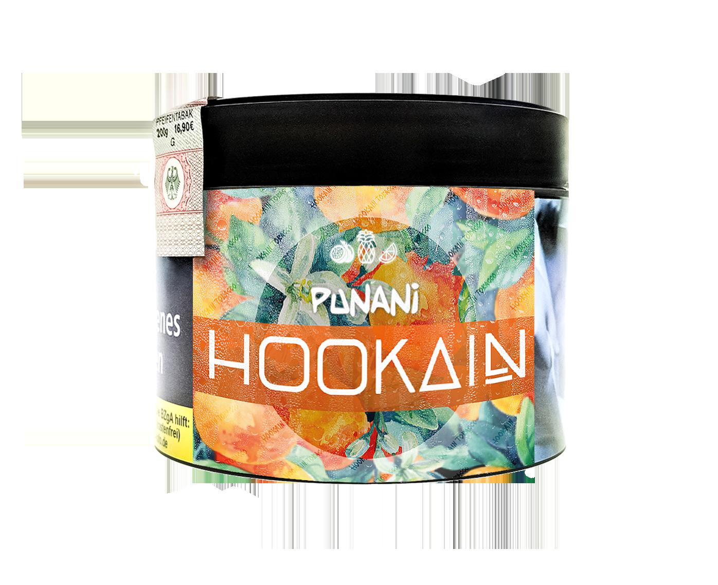 Hookain Tobacco - Punani 200g