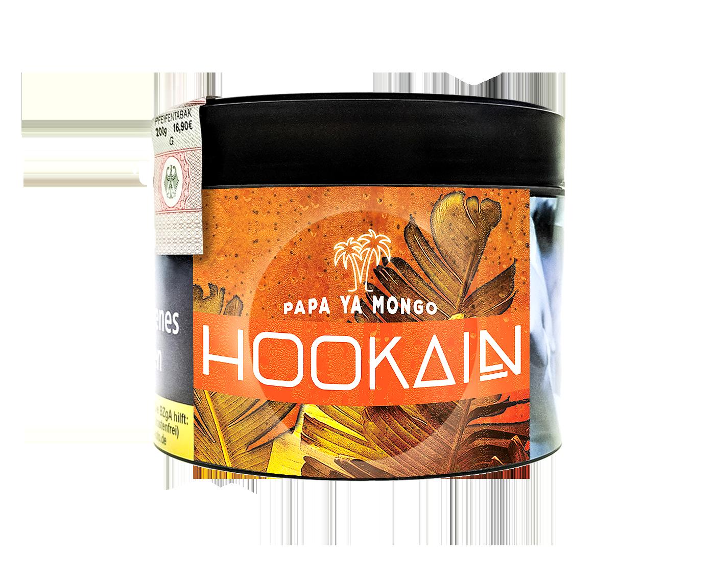 Hookain Tobacco - Papa Ya Mongo 200g