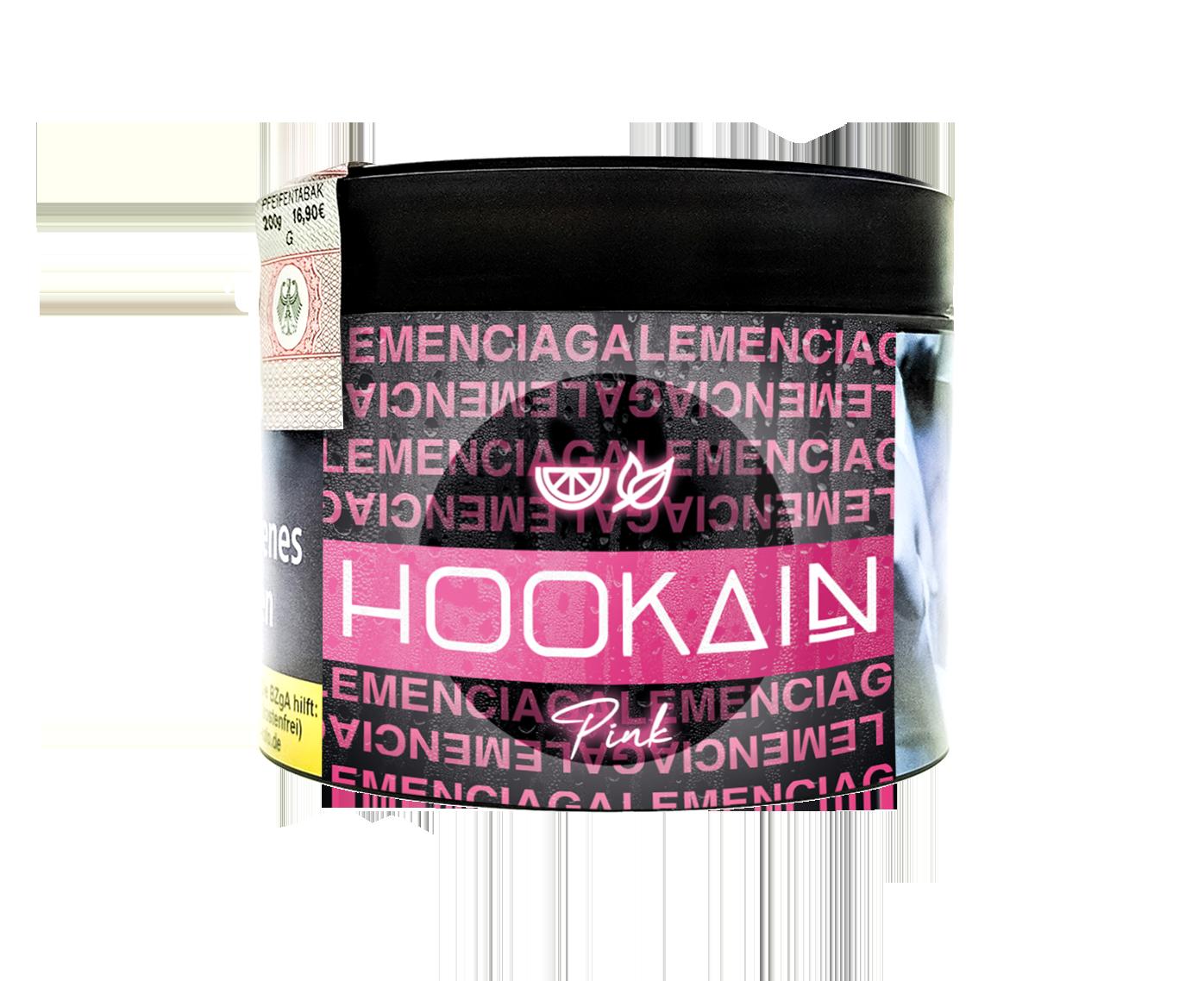 Hookain Tobacco - Pink Lemenciaga 200g