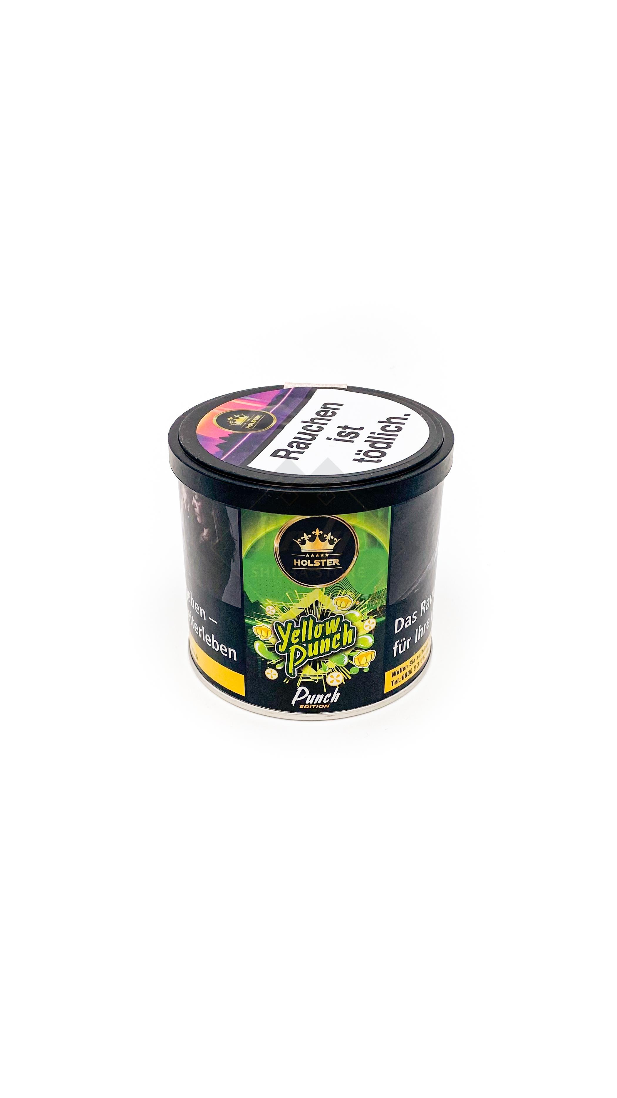 Holster Tabak - Yellow Punch (200g)