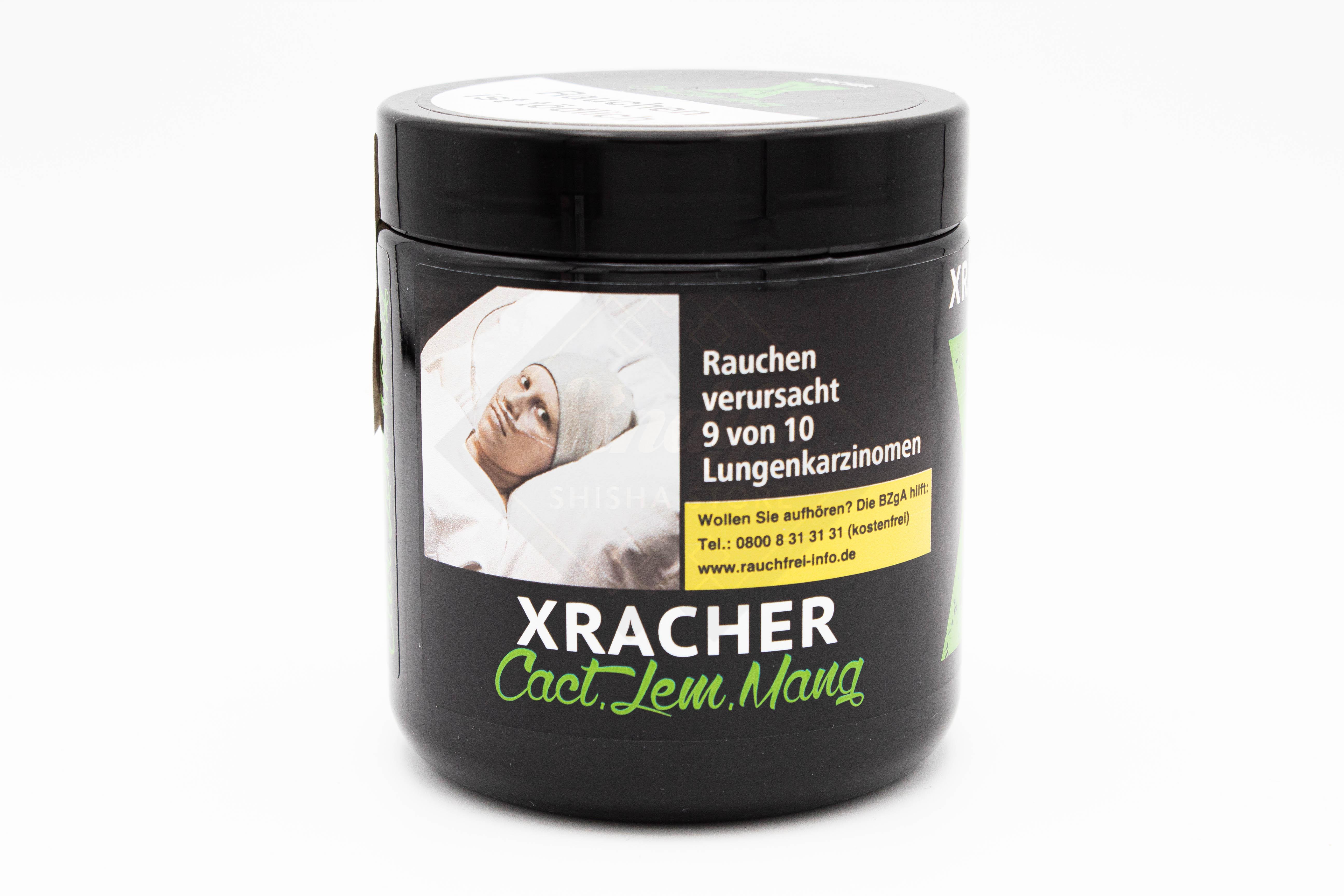 Xracher Tobacco - Cact Lem Mang 200g