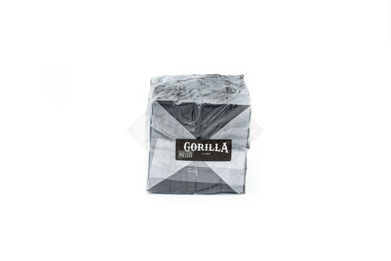 Gorilla Cube Naturkohle 1KG