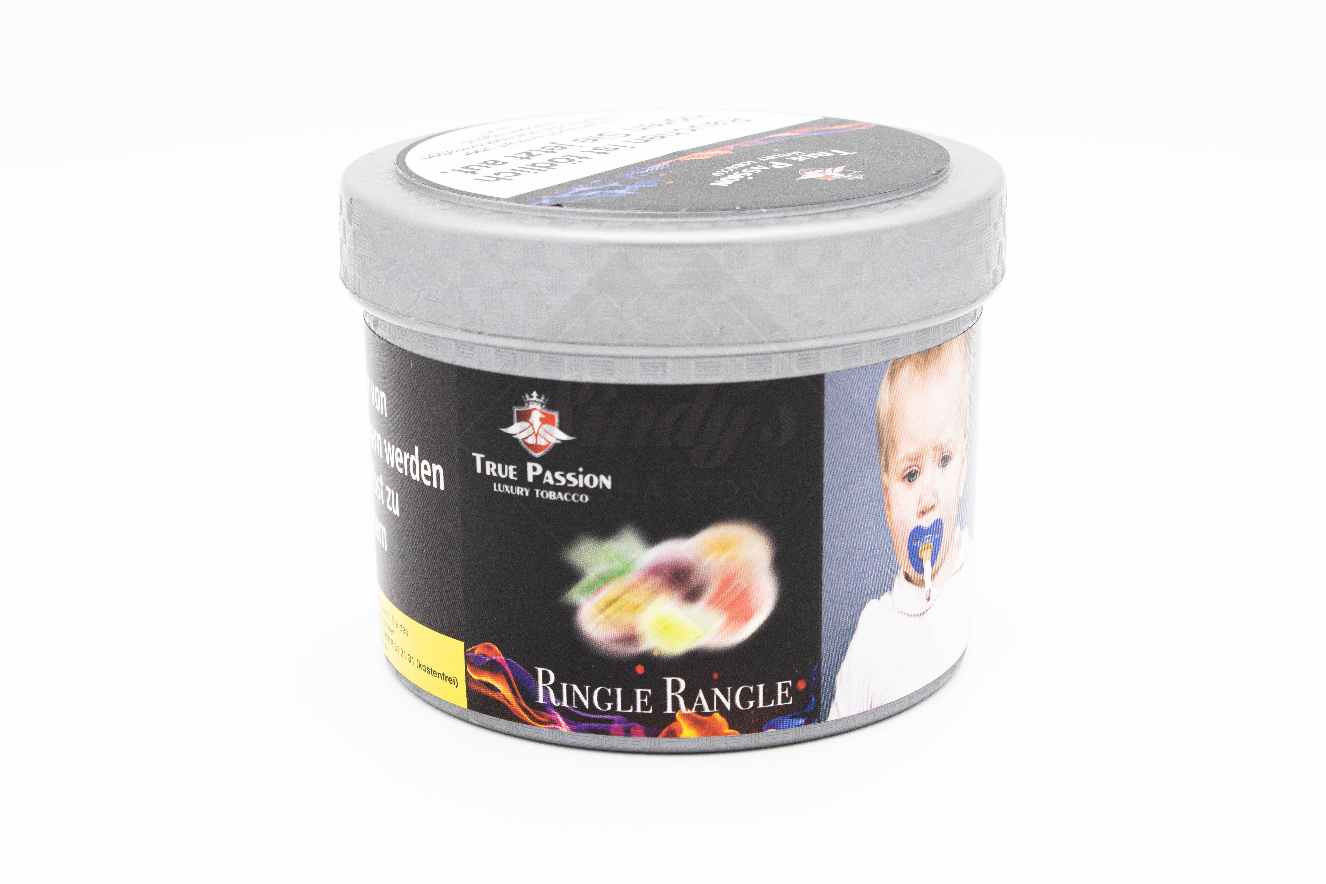 True Passion Tobacco - Ringle Rangle 200g