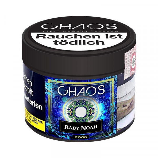 Chaos Tobacco - Baby Noah 200g