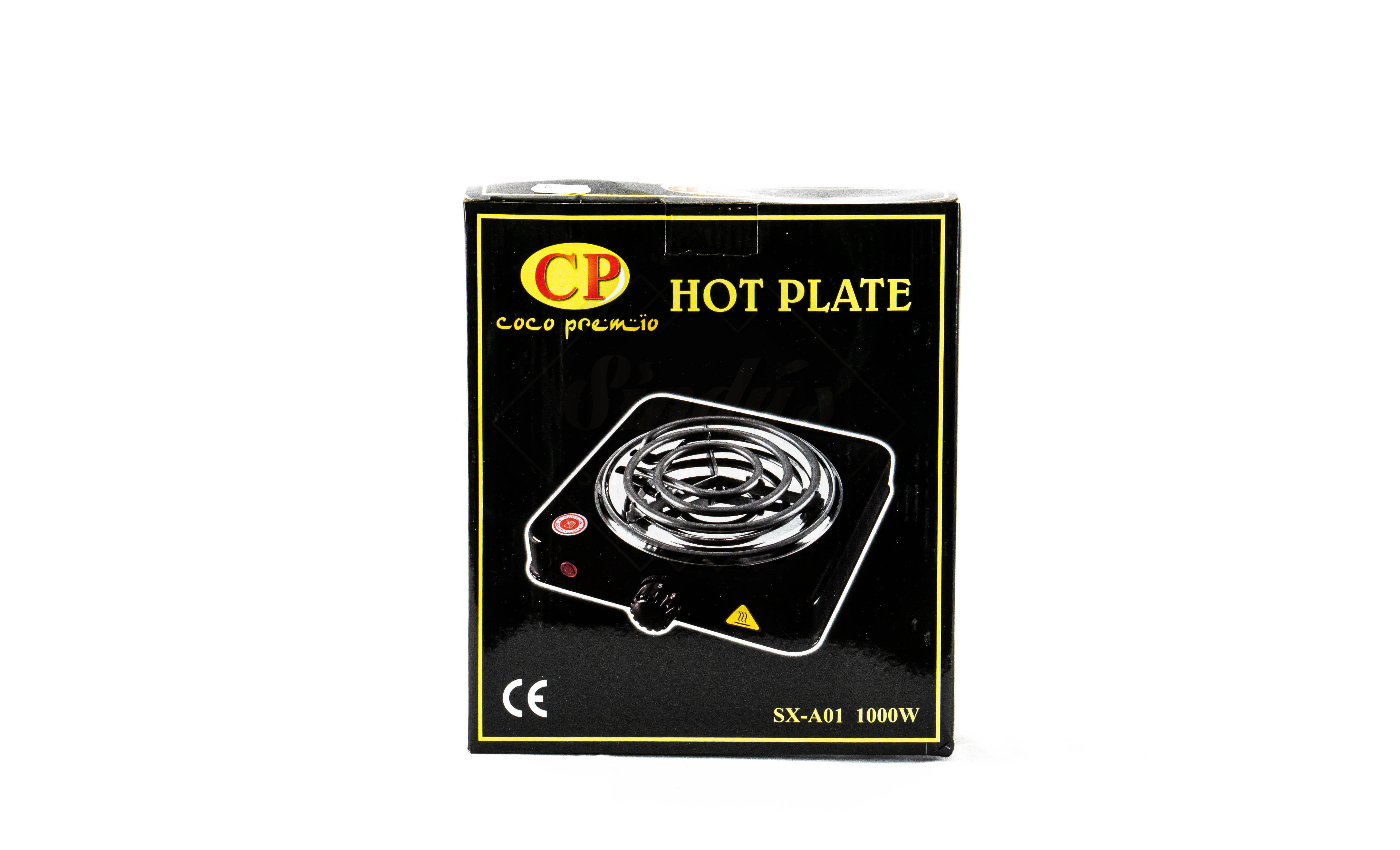 Coco Premio – Hot Plate SX-A01
