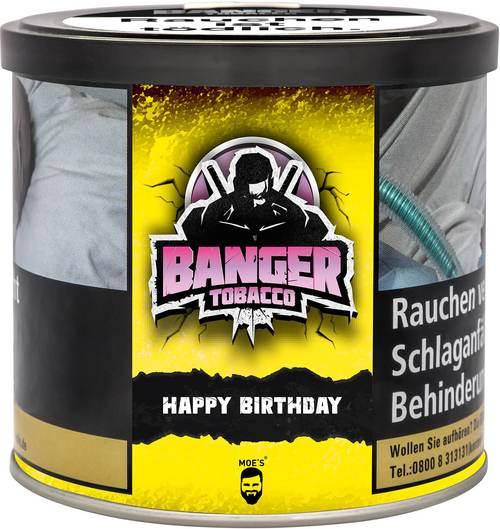 Banger Tobacco 200g - HAPPY BIRTHDAY