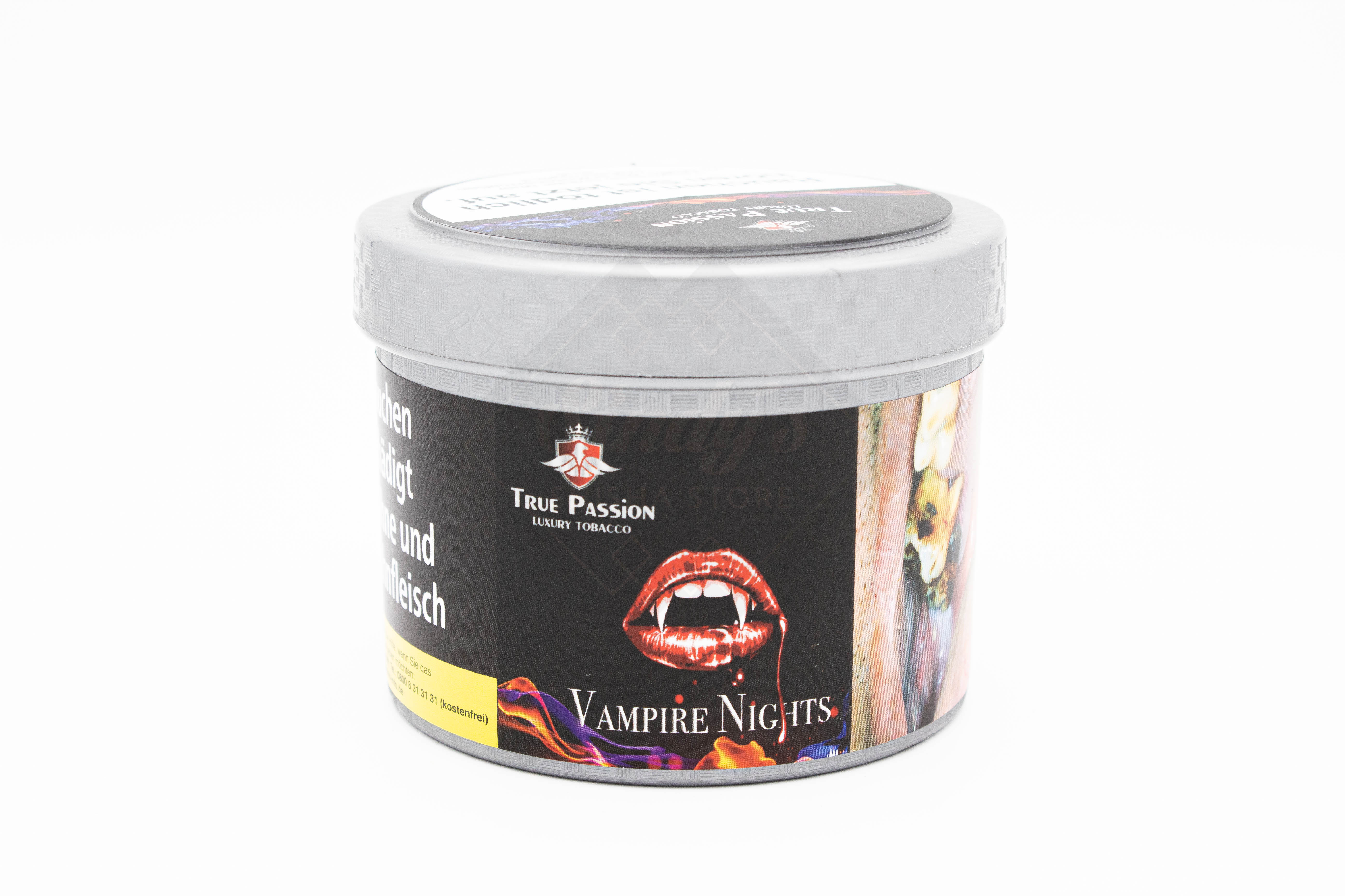 True Passion Tobacco - Vampire Nights 200g