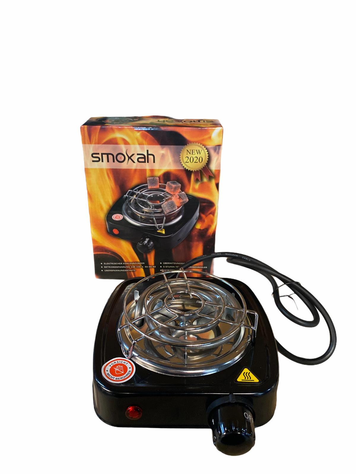 Smokah Kohleanzünder Elektrisch 500W HP-03