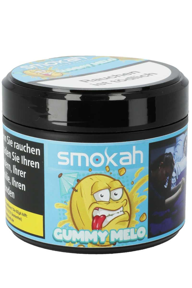 Smokah Tobacco 200g - Gummy Melo