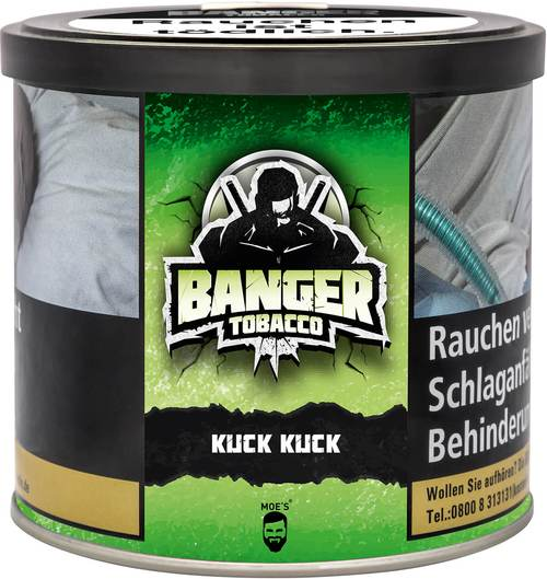 Banger Tobacco 200g - KUCK KUCK