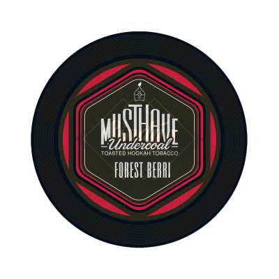 Musthave Tobacco - Forest Berri 200g