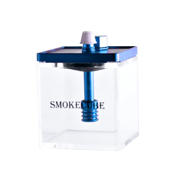 Smoke Cube - Blue