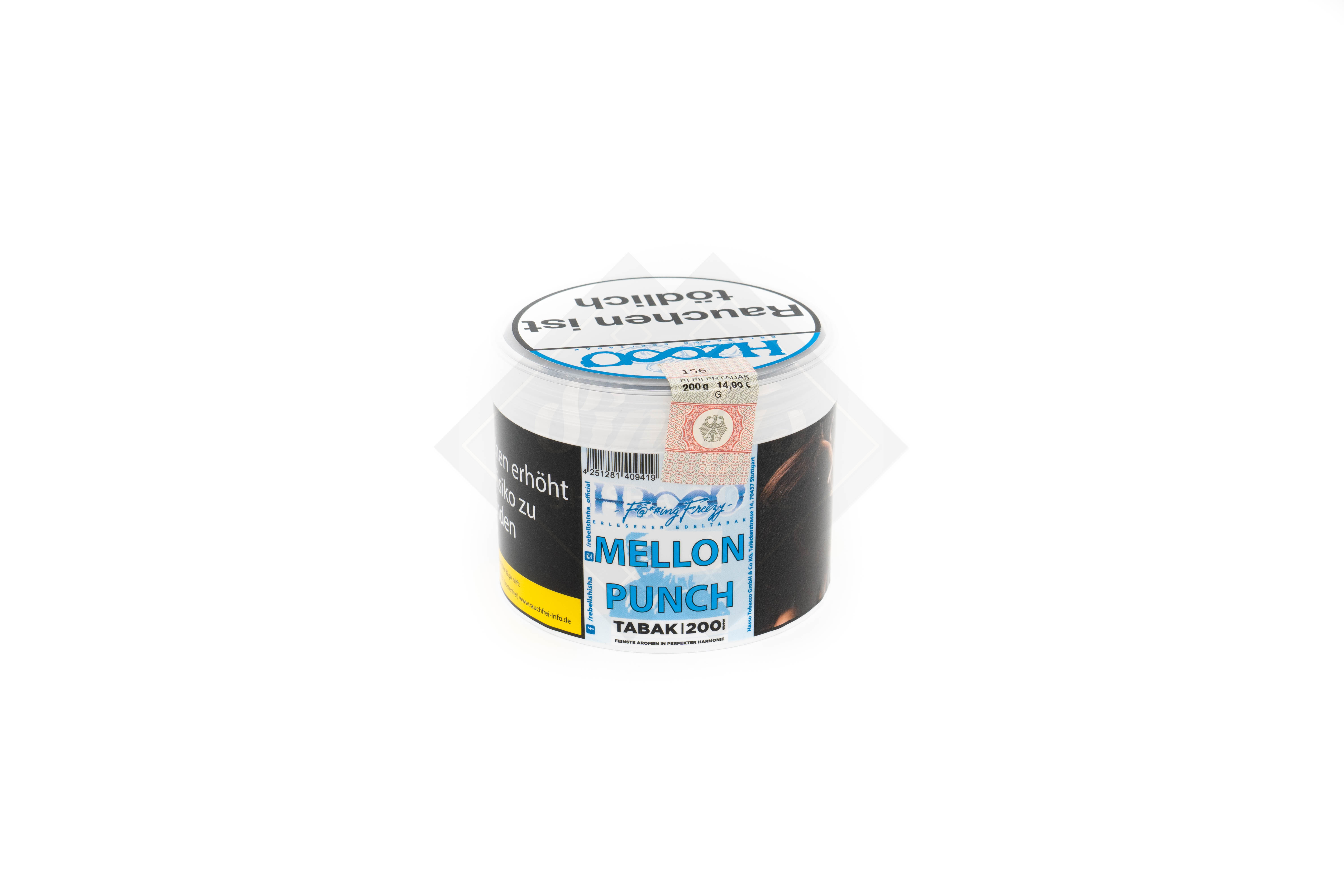 Hasso - Mellon Punch 200g
