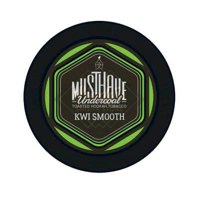 Musthave Tobacco - Kiwi Smooth 200g