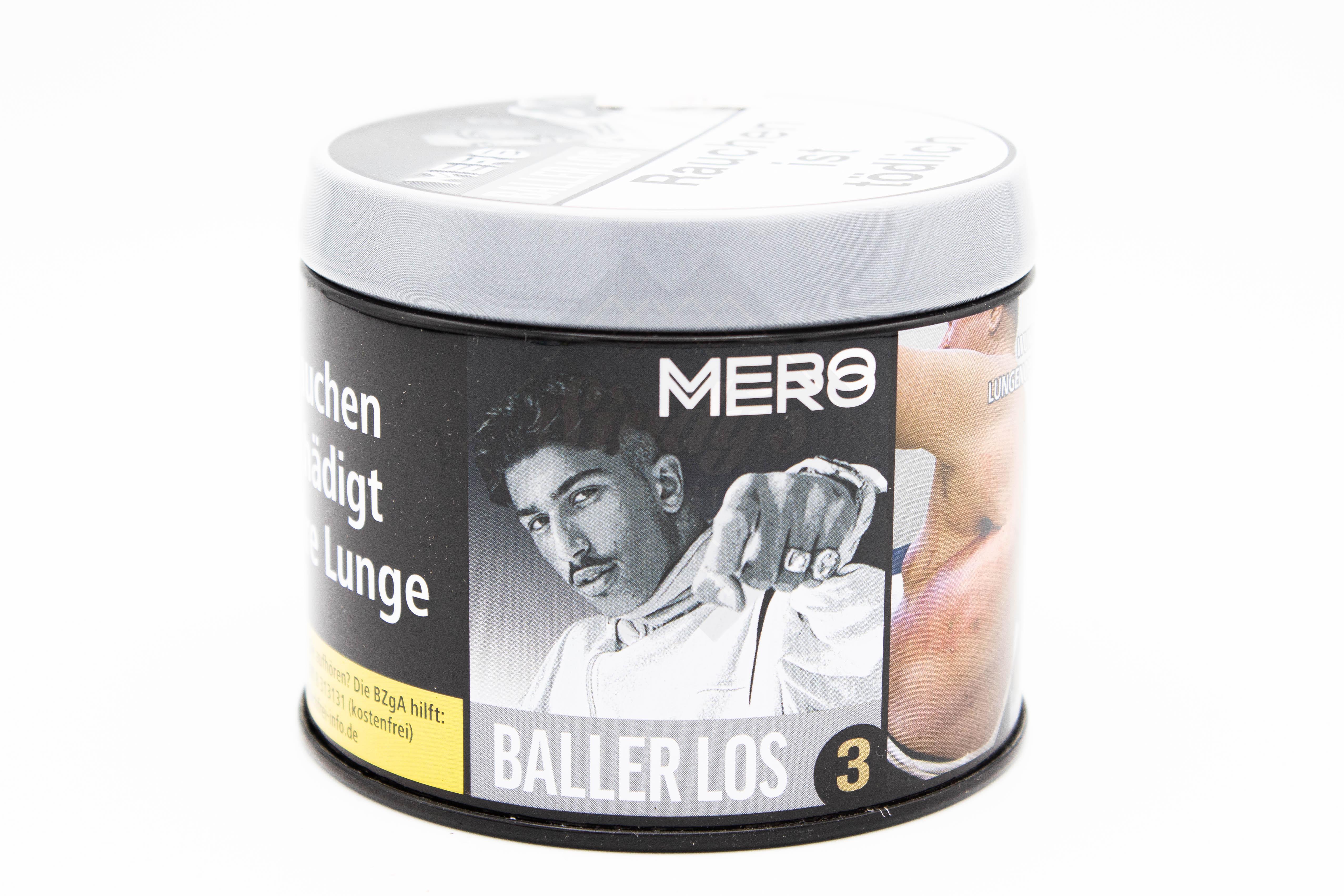 Mero Tobacco - No.3 Baller Los 200g