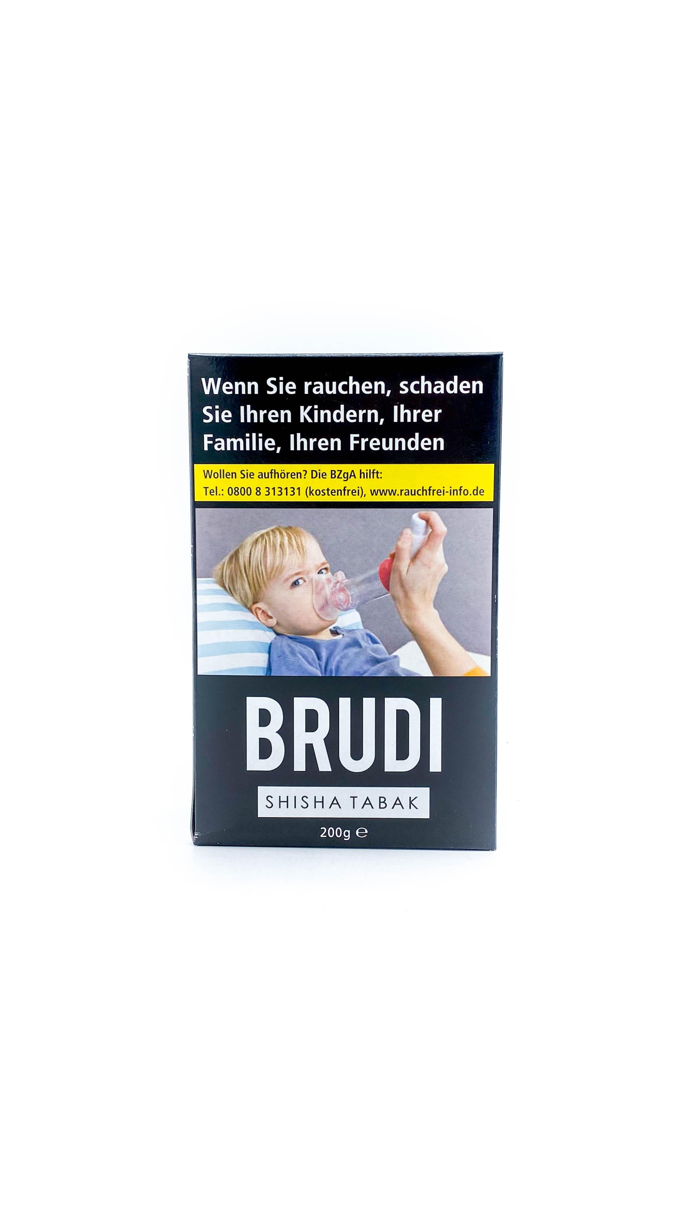 Babos Tobacco 200g - Brudi
