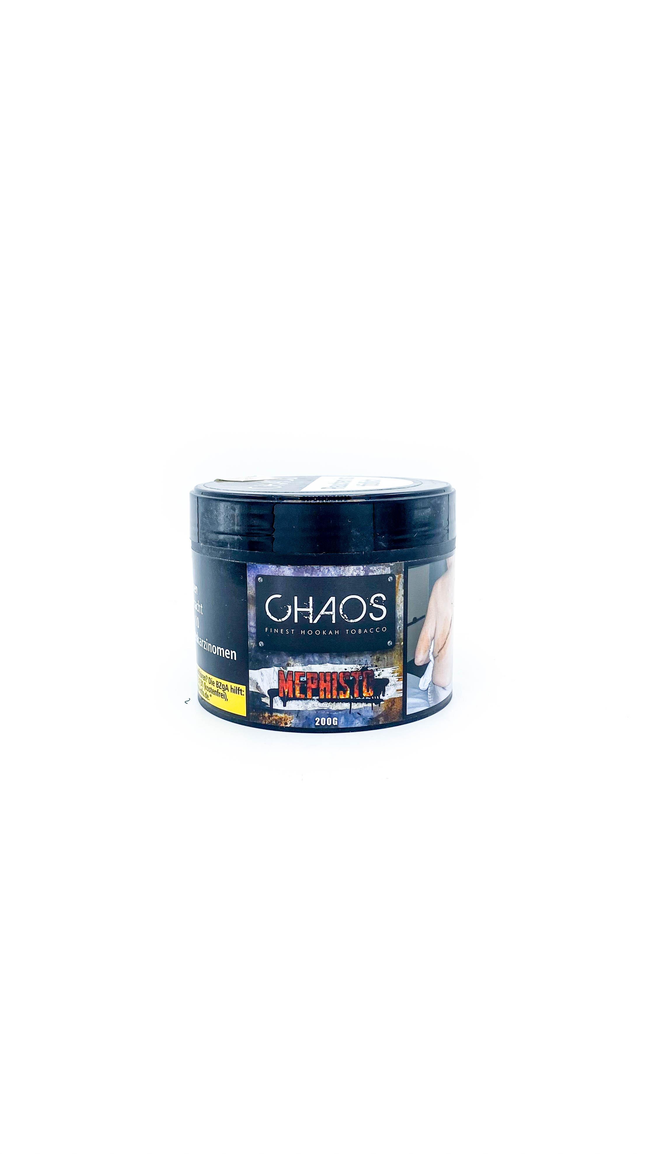 Chaos Tobacco - Mephisto 200g