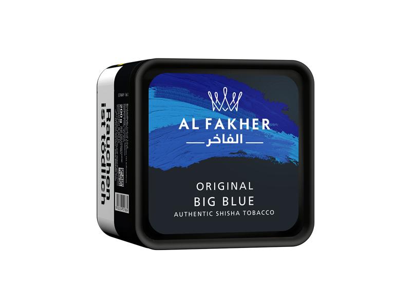 Al Fakher - Tabak Big Blue 200g