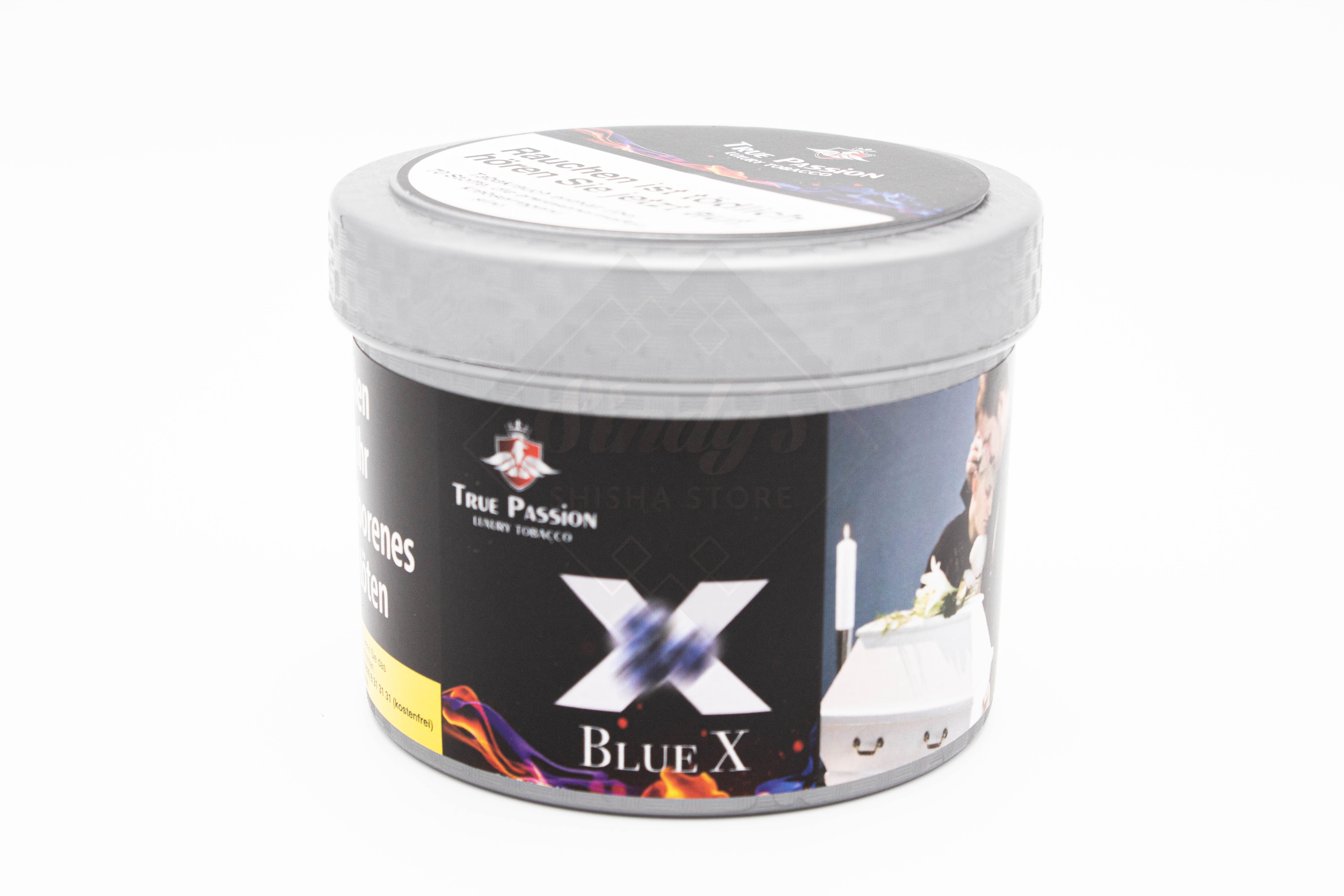 True Passion Tobacco - BlueX 200g