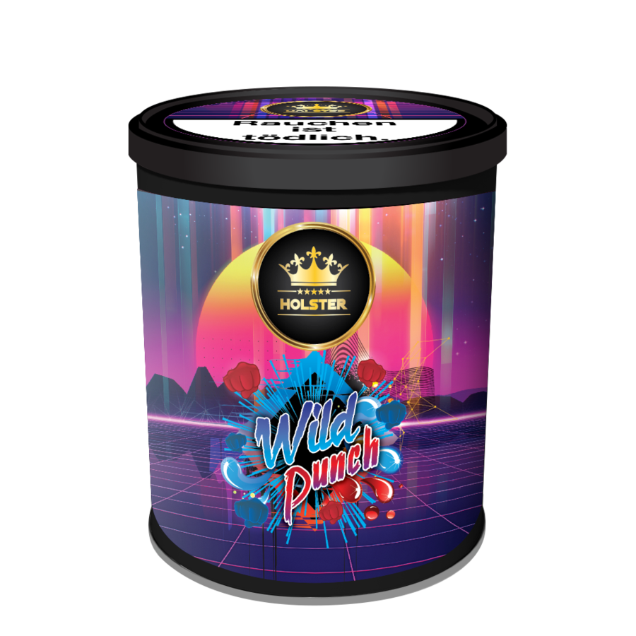 Holster Tobacco 200g - WildPunch