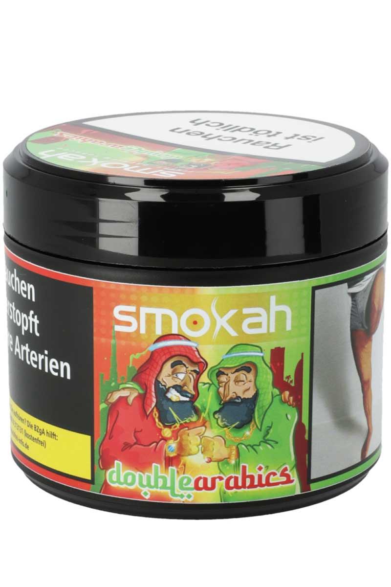 Smokah Tobacco 200g - Double Arabics